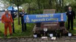 Agecroft Colliery Memorial Garden Dedication