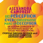 Alexandra Campbell Exhibition