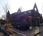 Fire at The Church of the Ascension Salford