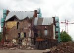 Black Horse pub Salford demolished
