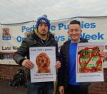 Boycott Dogs4Us Protest Salford