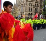 Chinese President Visits Manchester 2015