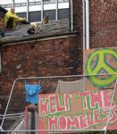 Manchester Homeless Eviction