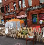 Co-op Eviction of Manchester and Salford Homeless