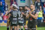Salford Red Devils 14 Wigan Warriors 27