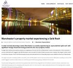 Manchester Salford property Gold Rush