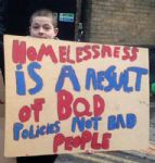 Homelessness in Salford and Manchester