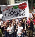 Manchester Justice For Grenfell Protest