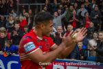 Salford Red Devils 22 Warrington 14