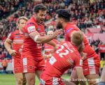 Salford Red Devils beat Wakefield Trinity in Challenge Cup