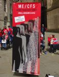 #MillionsMissing Rally Manchester