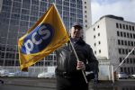 ATOS PROTEST IN SALFORD