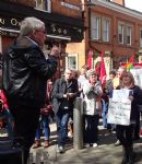 Salford May Day - Alec McFadden