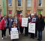 Save The Grange campaign at Salford May Day