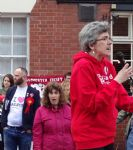 Salford May Day - Maria Brabiner