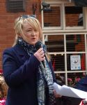 Salford May Day - Rebecca Long-Bailey