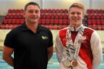 Salford Swimmer Lewis Clough Selected for Junior Team GB
