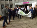 Swinton protesters bring Salford Council and Bellway Homes to table