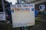 The Ark 2 Manchester Homeless Camp